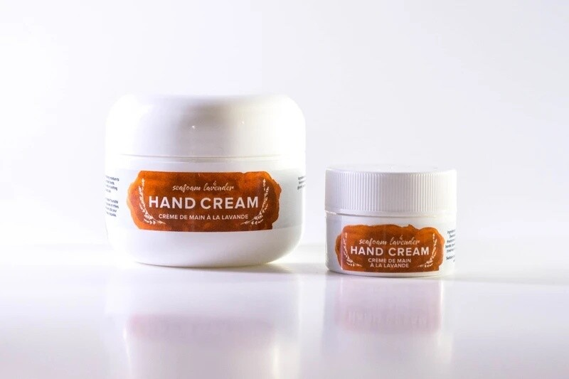 Seafoam Lavender Hand Cream