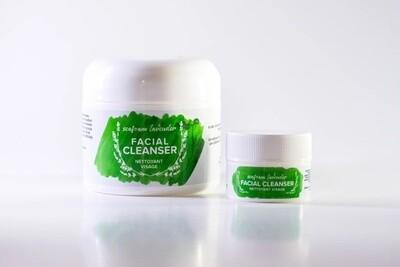 Seafoam Lavender Facial Cleanser
