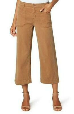 Liverpool Wide Leg Crop Pant