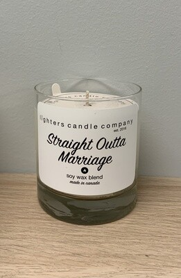 Lighters Light Straight Outta Marriage