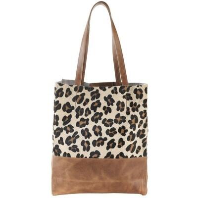BRAVE Saloso Tote Leopard
