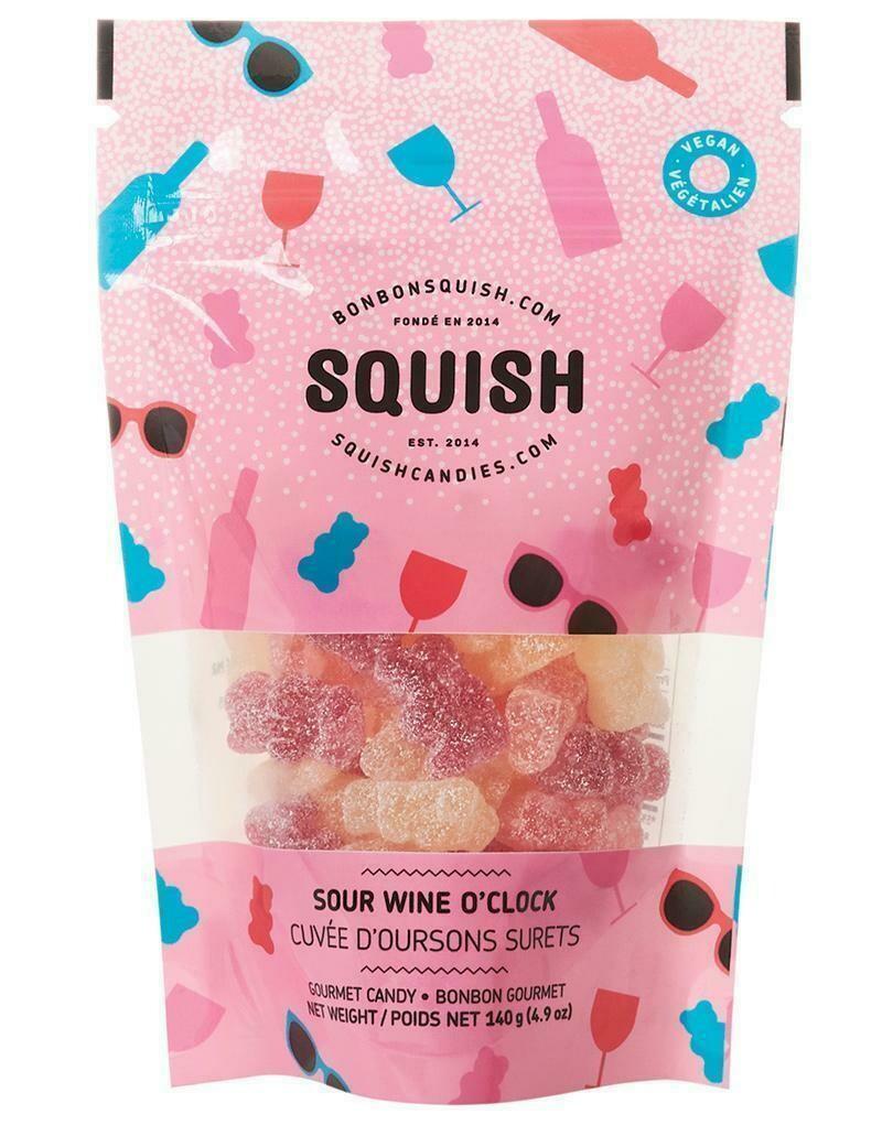 Squish Vegan Sour