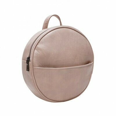 SQ Jessa Round Convertible Backpack