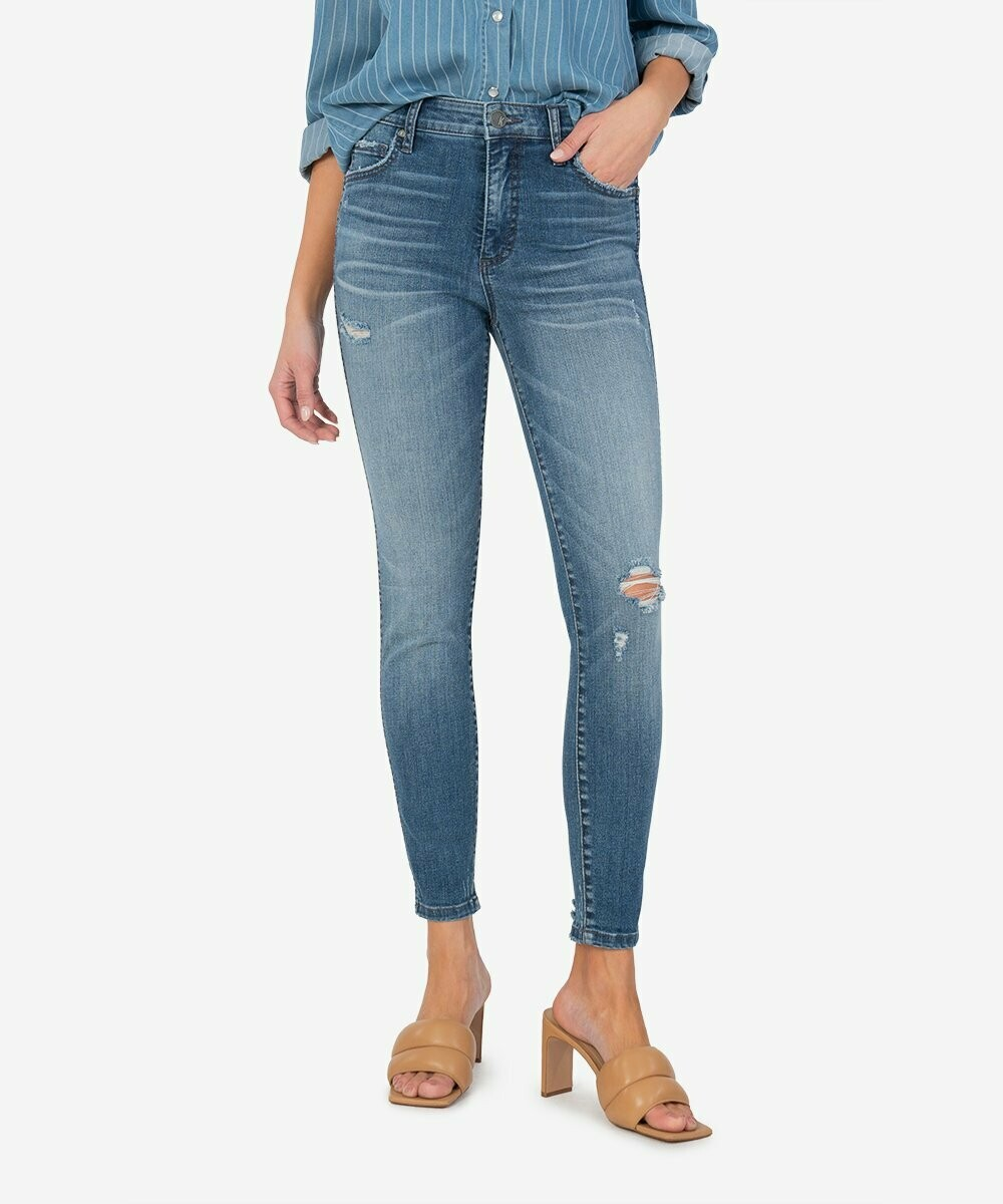 Kut from the Kloth Connie High Rise Fab Ankle