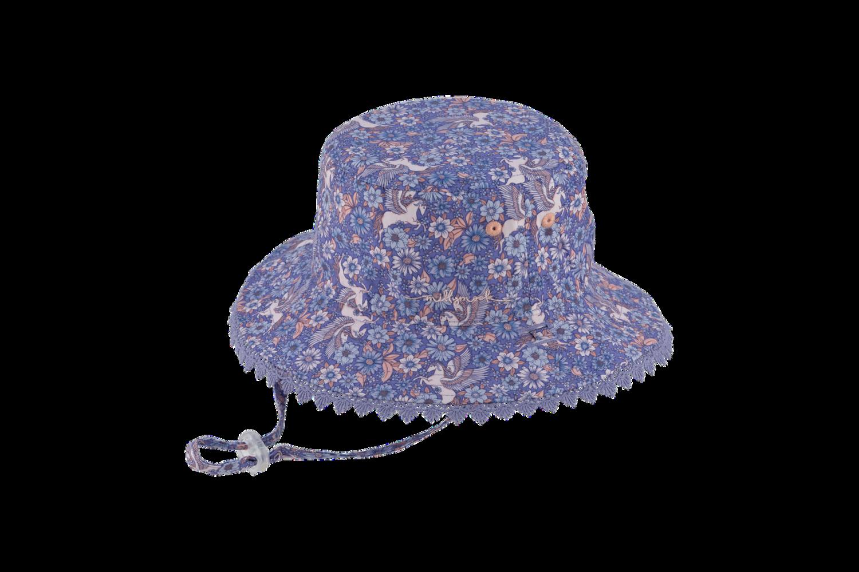 Millymook Baby Crystal Bucket Hat Purple