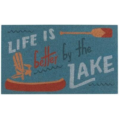 Danica Doormat Lake Life