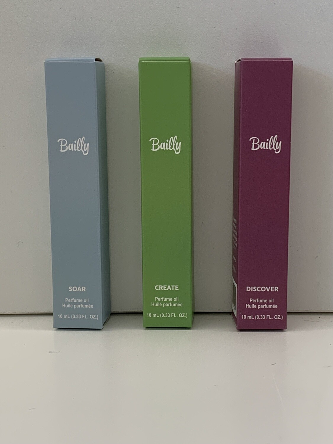 Bailly Limitless Roll-on Perfume Oil 10mL