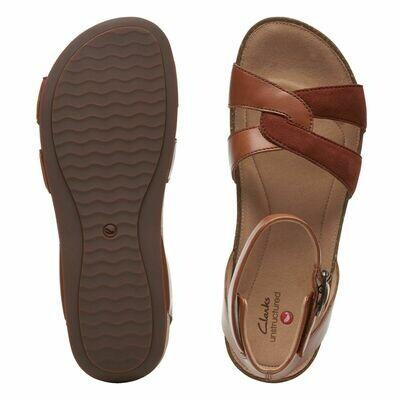 Clarks Un Perri Loop Backstrap Sandal