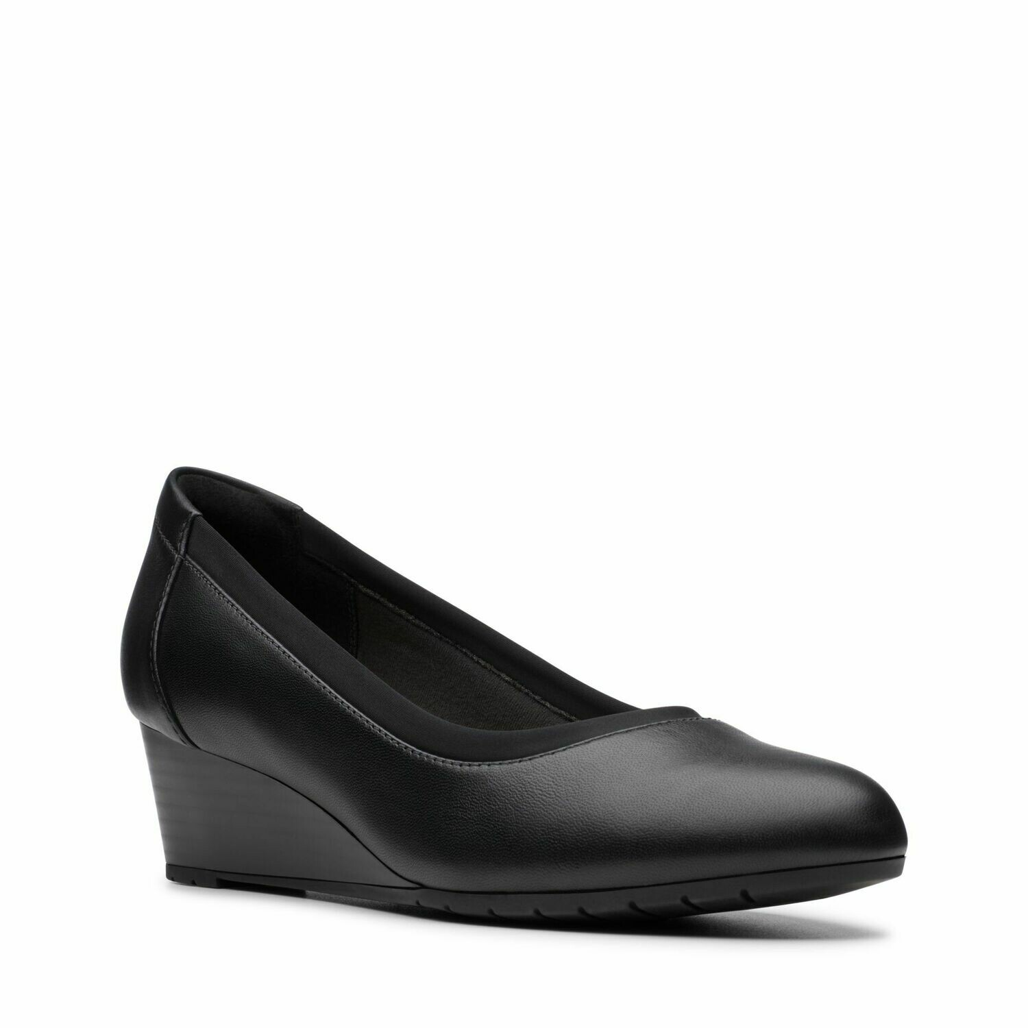 Clarks Mallory Berry Wedge