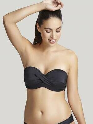 Panache Anya Riva Twist Bandeau Bikini Top