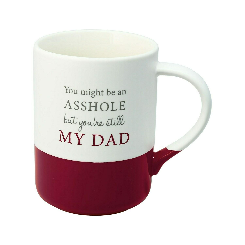 Pavilion A-Parently Mug