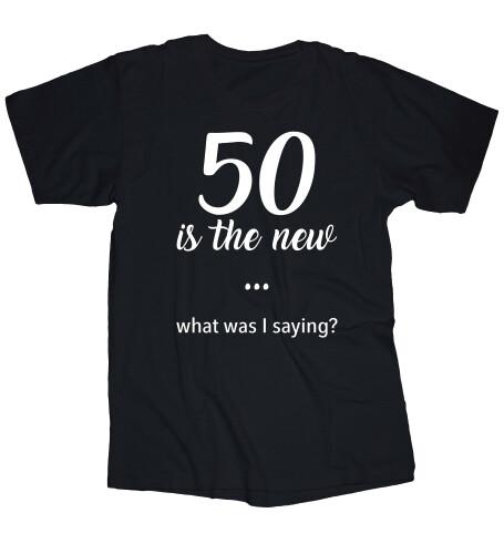 Jailbird 50 Is The New... T-Shirt