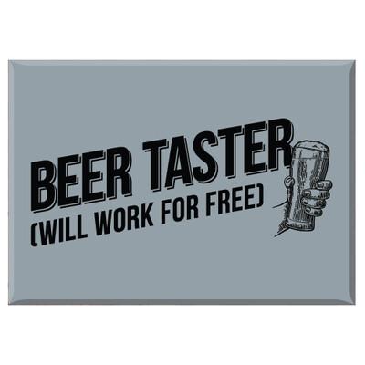 Jailbird Beer Taster Magnet