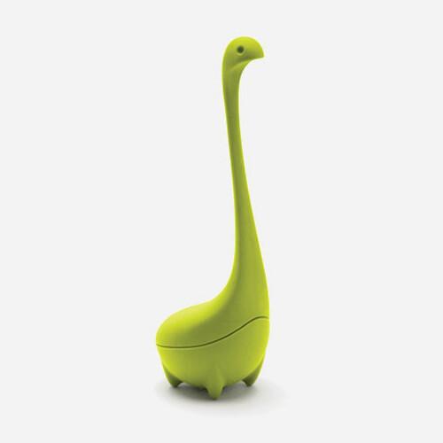 Baby Nessie Tea Infuser Green
