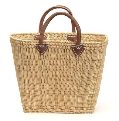 Deep Straw Market Bag