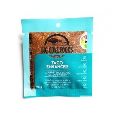 Big Cove Foods Taco Enhancer