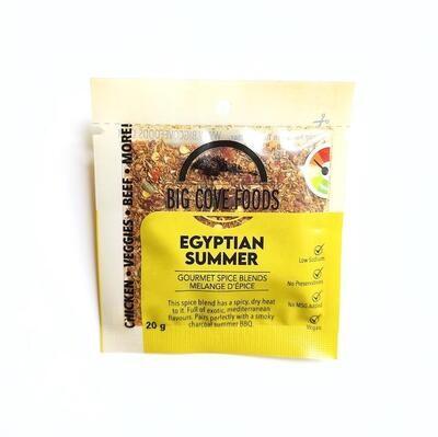 Big Cove Foods Egyptian Summer