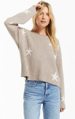 Z Supply Kennedy Star Sweater