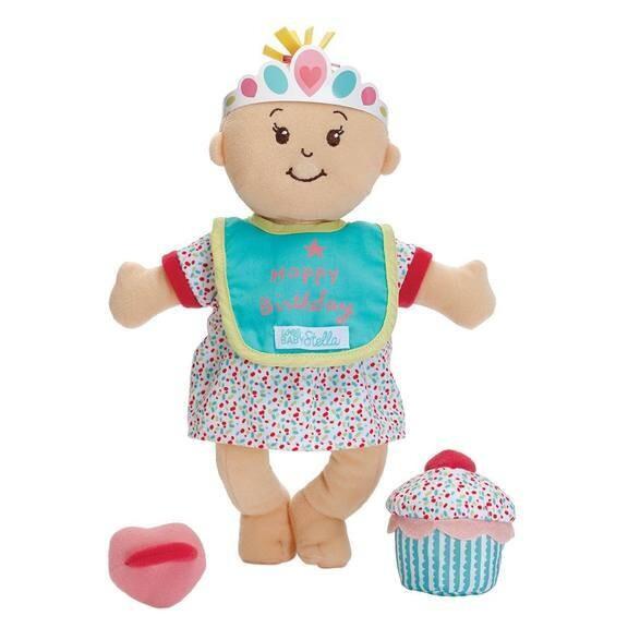 Wee Baby Stella Birthday Set
