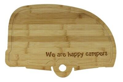 Bamboo Cutting Board Camper