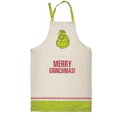 The Grinch Merry Grinchmas Apron