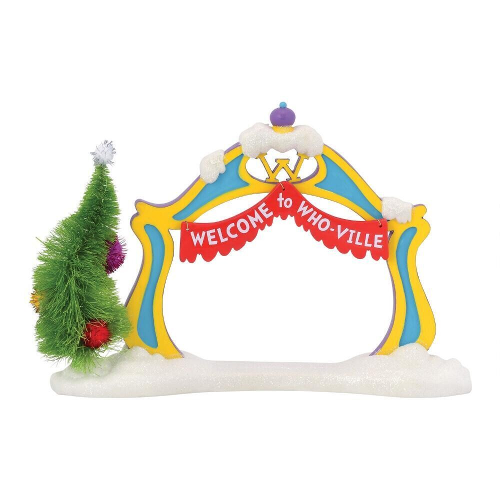 The Grinch Archway