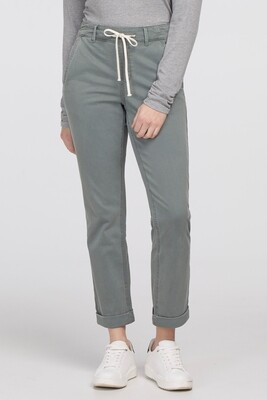 Tribal Audrey Jogger Straight Ankle Dark Forest