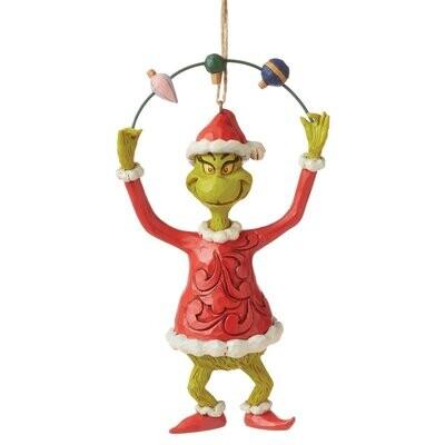 Jim Shore The Grinch Ornament