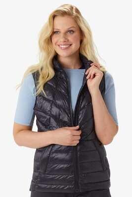 Lole Rose Synthetic Down Vest Black