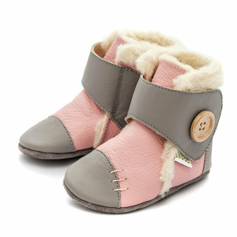 Snowflake Pink / Pearl