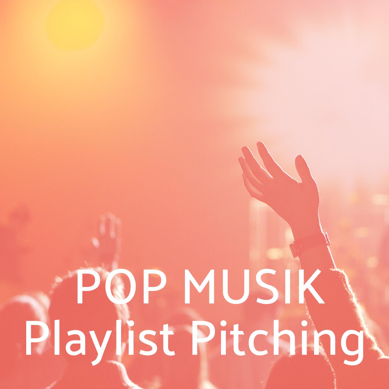 Deutsch Pop Playlist Pitching