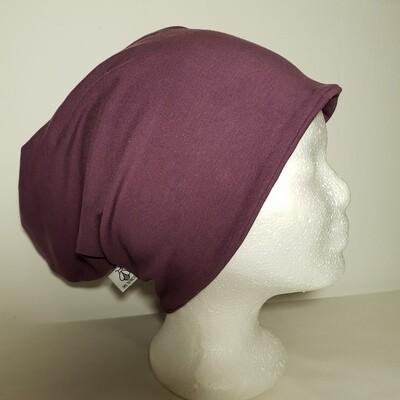 BEANIE I Jersey Mütze, Purple