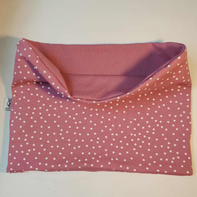 LOOP I Jersey Schal, Print Pink Dots
