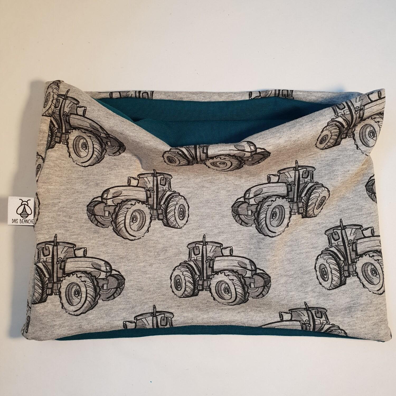 LOOP I Jersey Schal, Traktor