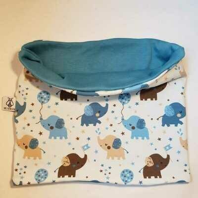 LOOP I Jersey Schal, Babyelefant