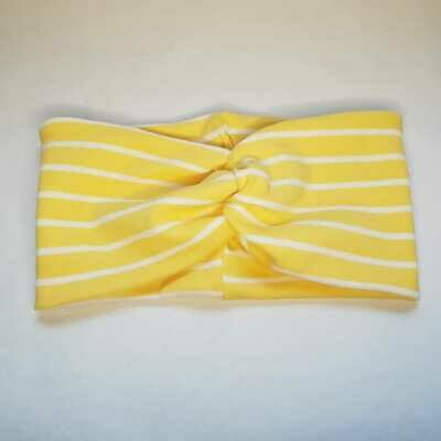 Turban Headband I Stripes