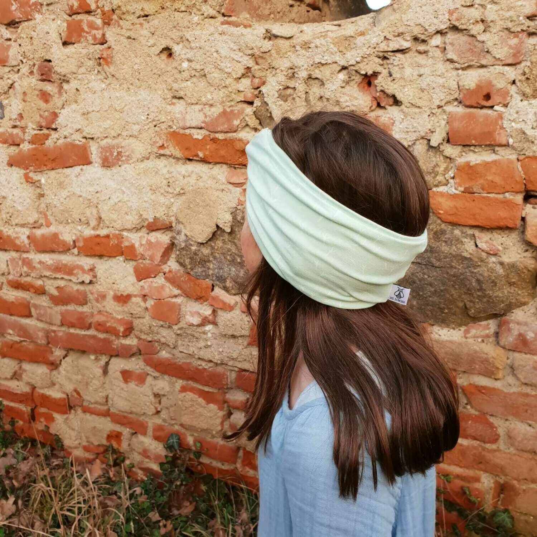 Turban Headband I Mint