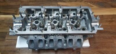 Details zu  Audi A6 4B 2.5 TDI 059103373D 4 -6 Zylinderkopf wie NEU Cylinderhead