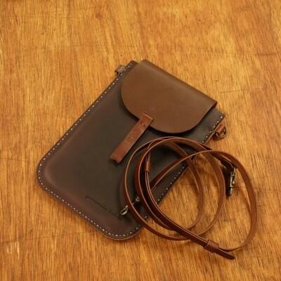 シンプルで小さなバッグ(カードポケット付き)