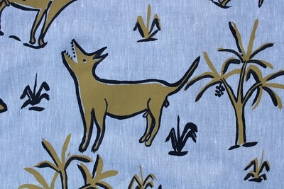 Dingo Dogs Cushion Cover