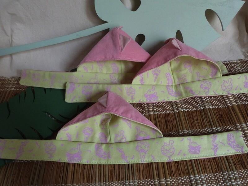 Dino Scoodie rose/pink - 5-6
