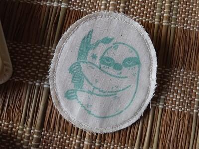 Broche artisanale - ani'cute Paresseux / Sloth