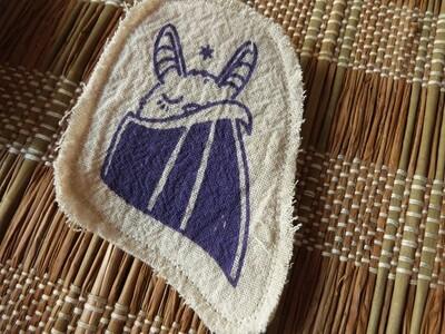 Broche artisanale - ani'cute Chauve Souris / Bat