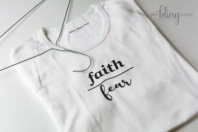 Faith over fear top