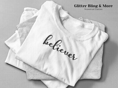 Believer top