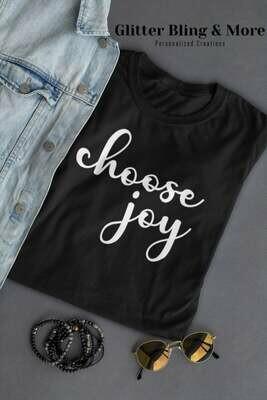 Chose joy top