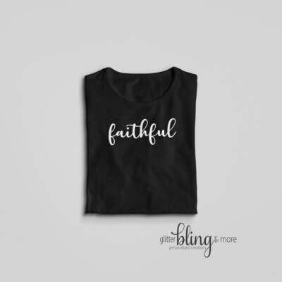 Faithful top