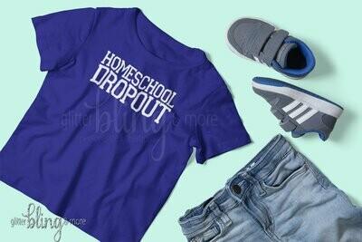 Homeschool dropout