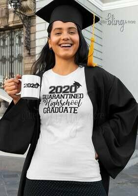 High school graduate,