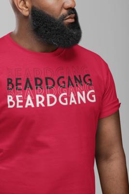 Beard gang echo t-shirt